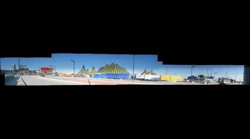Cirque Du Soleil Setup