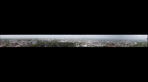 Mainz: vom Augustusplatz nach Norden