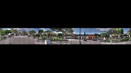 Alameda de Tlaquepaque Jalisco Mexico