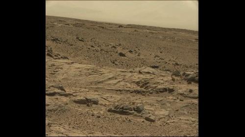 Mars  Sol 714 Mars Anomalies