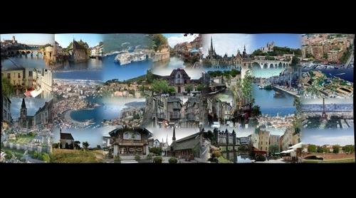 Ciudades Francesas