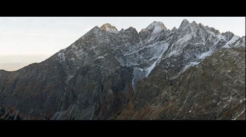 Lomnický štít massif