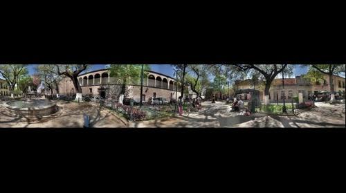 Jardin de las Rosas Morelia