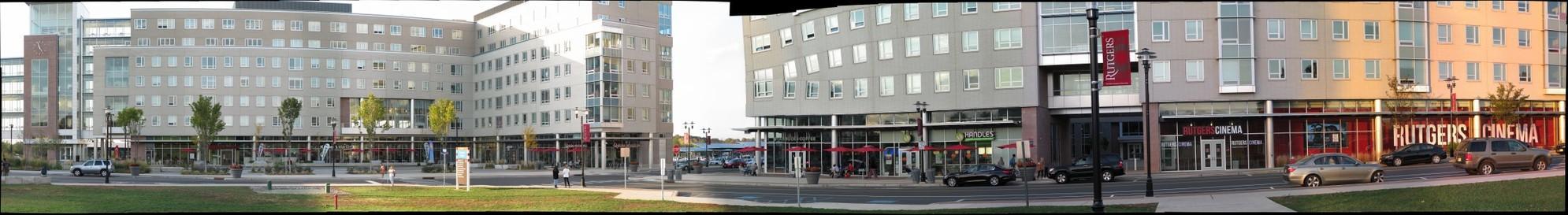 whereRU: Livingston Plaza