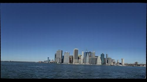 NY from Brooklin 2014.10.27