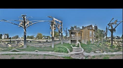 Garden of Eden ~ Lucas, KS ~ S.P. Dinsmoor