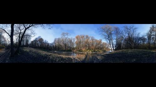 Каменецкий пруд после реконструкции