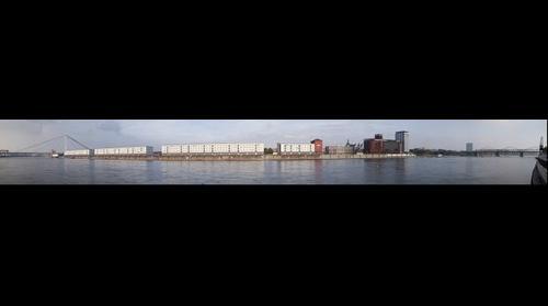 River Rhine @ Mannheim 2014