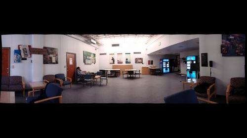 whereRU SCILS Student Lounge