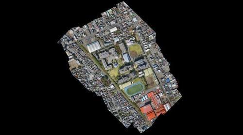 Aoyama Gakuin University in Sagamihara