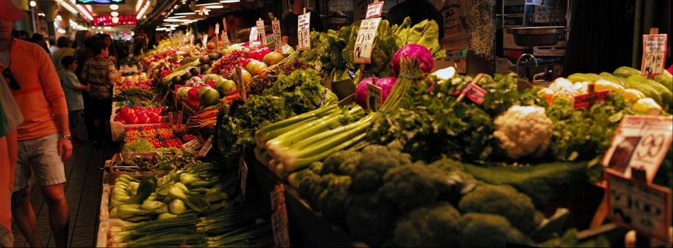 Pikes Park Vegetable Market