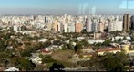Visao a partir da torre panoramica de Curitiba