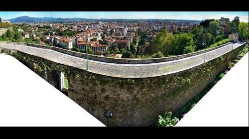 Bergamo from Uppertown