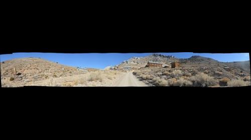Cerro Gordo Ghost Town, November 17, 2014
