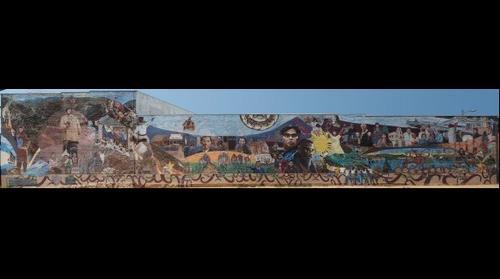 Unidad Park Mural