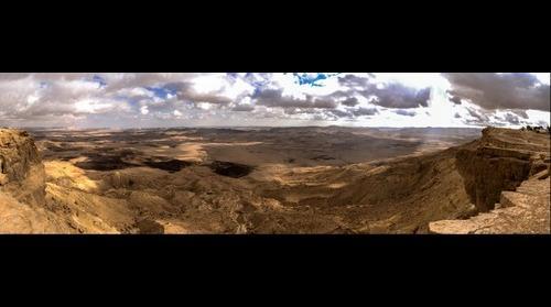 Makhtesh (Crater) Ramon