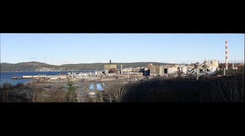 Elk Falls Mill 2014