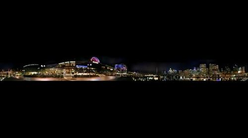 Sydney, Darling Harbour @ Night