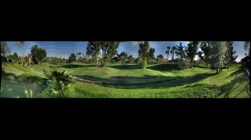 180 degree 14th Tee