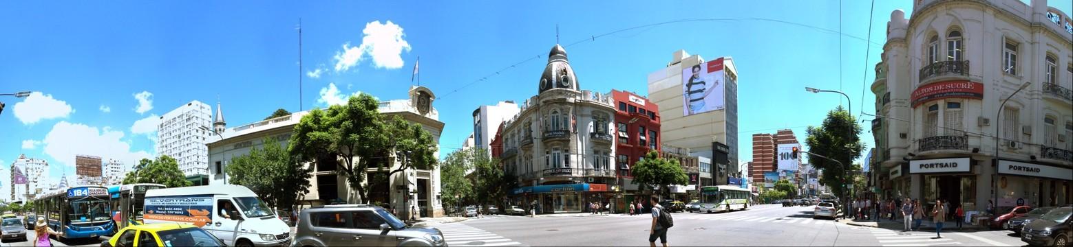 Avenida Cabildo, Buenos Aires