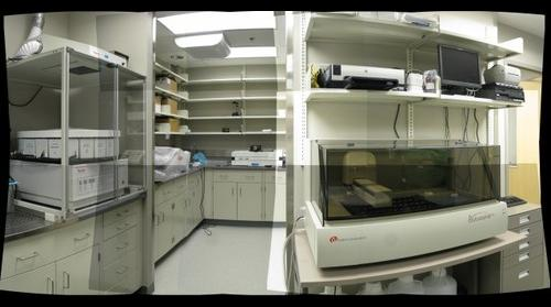 Sunnybrook Imaging Research Path Macrotome Room