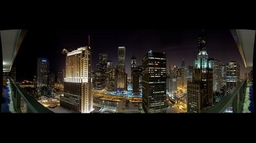 Chicago Gigapan
