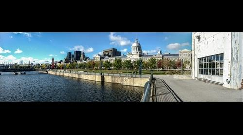 Marché Bonsecours oct.2014