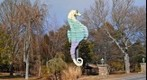 Salty the Seahorse - Mattapoisett, MA
