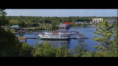 onah II at Bracebridge – August 19, 2014