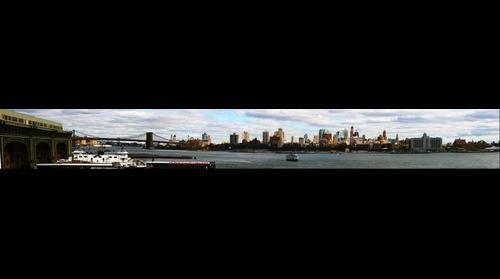 Brooklyn from Ferry Terminal