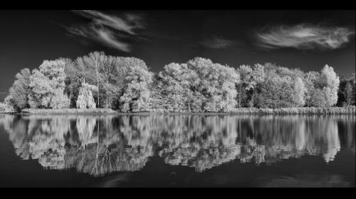 Reinfeld Herrenteich, Infrared