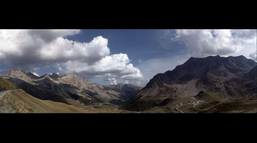 Col du Lautaret - Savoie - France