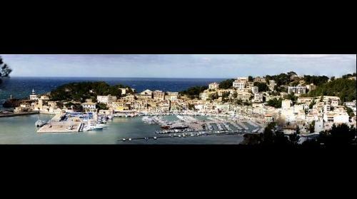 Port de Sóller, Mallorca, Baleares, Spain