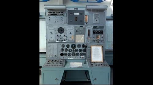 Flugsimulator IL-18
