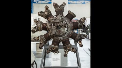 Motor JU-52