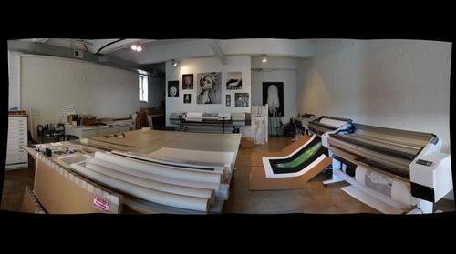 Adamson Editions studio