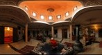 Moroccan courtyard 360