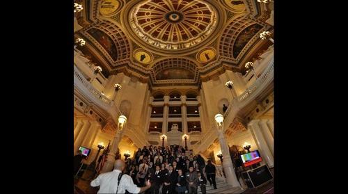 Undergraduate Research at Capitol, March, 3, 2015