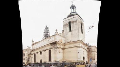 Музей сакральної барокової скульптури Пінзеля,  костел Кларисок, 1608 р, Львів, Україна