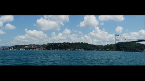 istanbul Bosphorus Bogazici koprusu