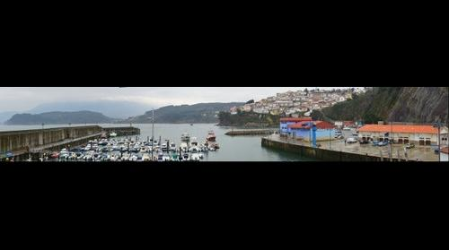 Lastres puerto