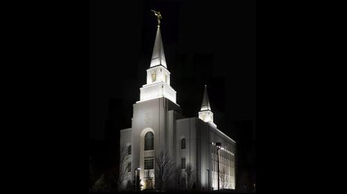 LDS Temple, North Kansas City