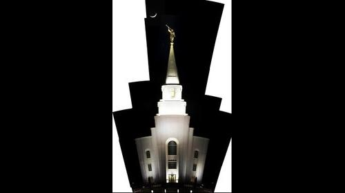 LDS Temple North Kansas City (Little Big Planet Ortho-Map)