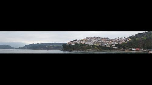 Panoramica Puerto Lastres 3