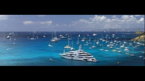 St Barth Caribbean Island