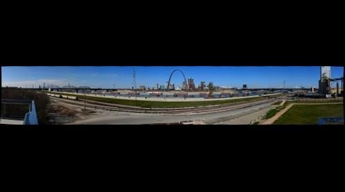 St Louis Riverfront 85mm