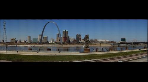 St Louis Riverfront 300mm