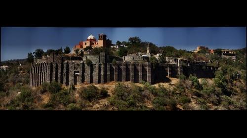 Mineral de Rayas y Templo Mellado - Guanajuato