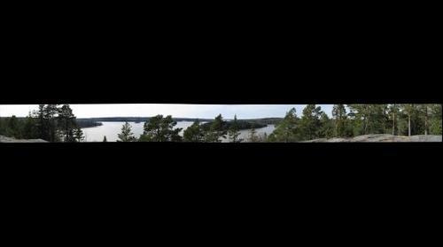 Hiidenvesi seen from Kokkokallio