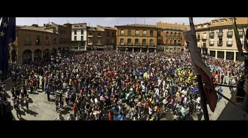 Petición del Toro Enmaromado en Benavente 2015